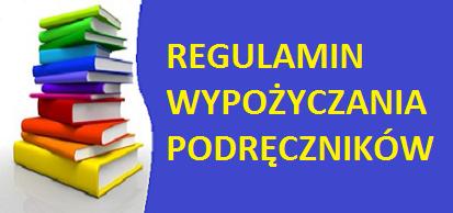 Regulamin wypożyczania i udostępniania podręczników